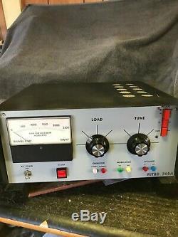 Nitro 300A Base Linear Amplifier