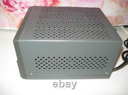 Nos Zetagi Bv131 Valve Amplifier For Cb Ham Radio