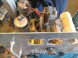 OLD VALVE AMPLIFIER HF 2x 813 valves