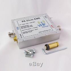 PA 23cm 1296 MHz 300 Watt WSJT mode pallet