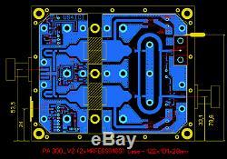 PA 23cm 1296 MHz 300 Watt pallet N-female