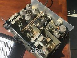 POLAMAR 300A Vintage amplifier storage locker find