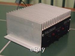 Palomar 300 HD Linear Amplifier Tested (Serviced)