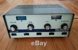 Palomar 350Z tube linear amp. Low and High Drive