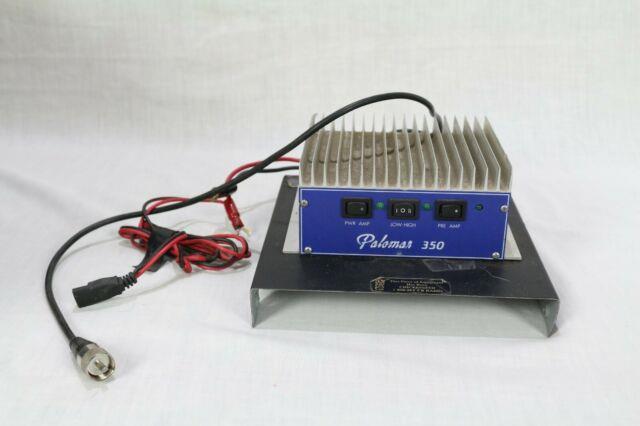 Palomar 350 Linear Amp