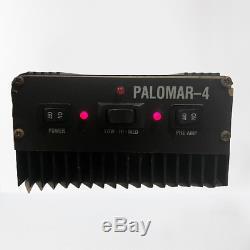 Palomar-4 400 Watt Linear Power Amplifier HAM CB RADIO With PRE-AMP