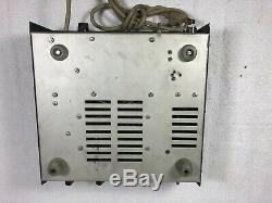 Palomar Bi-Linear Ham CB Radio Amplifier Model 200 both SSB and AM unit