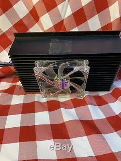 Palomar/Boomer 600 Linear Amplifier 1-1446 Driving 4 Motorola 3749 Transistors