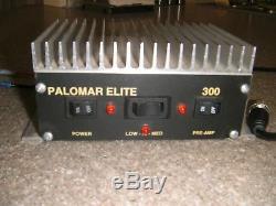 Palomar Elite 300 Bi-Linear Amplifier