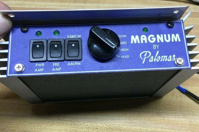 Palomar Magnum 200 Watt Linear Amplifier