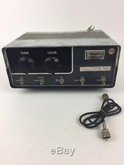 Palomar Skipper 300 Linear Amplifier CB Ham Radio