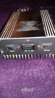 Palomar amplifier