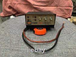 Pride150 Bi Linear Amplifier 10/80 Meters Ham Amp 2 Transistorsl Works Great