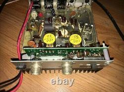 Pride 150 Mobile Amplifier 80-10 meters 12VDC