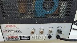 Pride DX-300 Ham Radio Amplifier With instructions Estate item