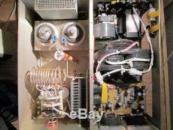 QRO HF-2500DX 160 thru 10 hi power linear amplifier