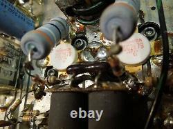 RARE TEXAS STAR DX-667v ORIGINAL TOSHIBA 2879s NEW FAN KIT INCLUDED