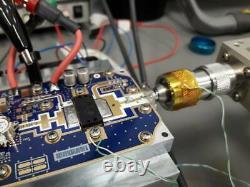 RF Power Amplifier 2.4 2.5 GHZ 2400 MHZ 250 W FedEx Fast Ship SV1AFN