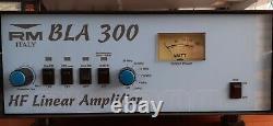 RM BLA-300 HF Linear Amplifier