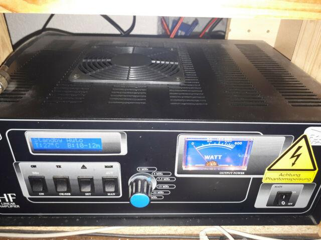 Rm Italy Bla350 300w Amplifier Linear Hf