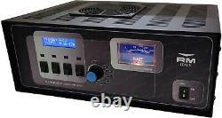 RM Italy BLA-350 Plus Linear Amplifier 1.5-30MHz 120VAC