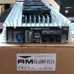 RM Italy HLA 300 V Plus amplificatore HF e CB