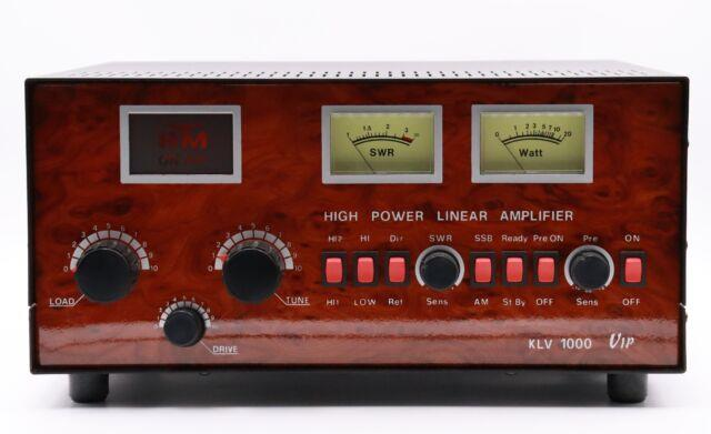 Rm Italy Klv 1000 Vip / High Power Linear Amplifier #z