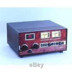 RM Italy KLV-1000 VIP Vacuum Tubes Linear Amplifier 220V or 110V