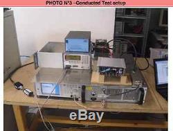 RM Italy KL 7405V 10 meter Linear Amplifier with fan 120 W AM, 200 W SSB