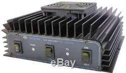 RM Italy MUA 100 405-480 Mhz 100W UHF Linear Amplifier