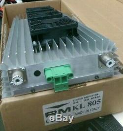 RM KL805 Very Powerful! 10 & 11 meter HF Linear amplifier UK