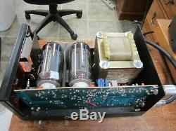 RM KLV-350 HF QRP Linear Amplifier