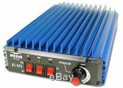 RM KL-503 Verstärker, Brenner Frequenzbereich 20 30 MHz