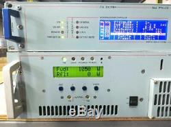 RVR PJ1000 1 kw 1000 watt FM Power Amplifier/Transmitter