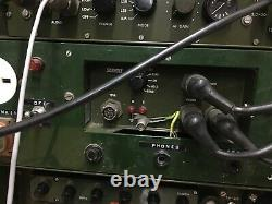 Racal Syncal 30 + HF Amplifier Portable HF Communications Unit
