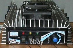 Rm Kl-505v Amplificatore Lineare Hf 300w 12v Con Ventole