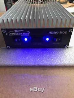 Rocketbox High Drive 500