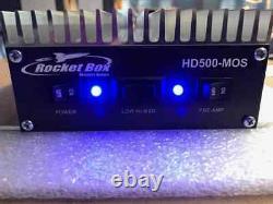 Rocketbox High Drive 500 Black