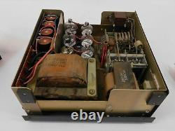 SBE SB2-LA Vintage Tube Ham Radio Linear Amplifier (looks great, original)