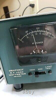 SCP Amateur Amplifier tube linear amp for 10 meter CB / ham radio