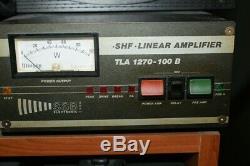 SSB ELECTRONIC SHF (23cm) LINEAR AMPLIFIER TLA 1270-100B