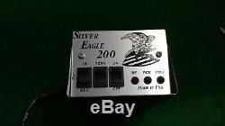 Silver Eagle 200 CB linear amplifier in Good Condition