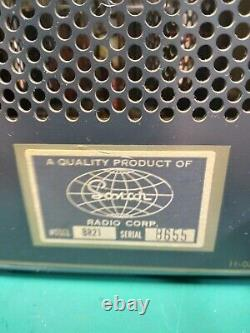 Sonar BR21 Radio Amplifier Very Nice Tested Please Read