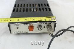 Sonar BR-2906 Linear Tube Amplifier 6JF6 Tubes, DC, 10 11 or 6 Meter CB or HAM