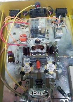 Super Star 200 10 meter linear amplifier amp Superstar CB HAM Radio HF