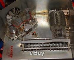 Swan Mark 1 HF Linear Amplifier 10-80M Fully Refurbished