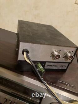 TEXAS STAR DX-250 Radio Linear Untested