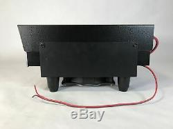 TEXAS STAR DX-500V with Fan Kit Stand 2879 transistors CW AMPLIFIER Amp BRAND NEW