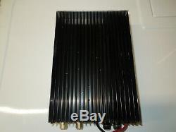 TEXAS STAR DX-667V Linear Amp TOSHIBA 2879s
