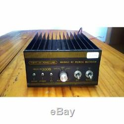 TOKYO HY-POWER HL200B Linear Amplifier 1.9MHz-30MHz Input 4-15W Output 100-250W